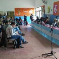Se debatió la conformación de la Junta Electoral Provisoria