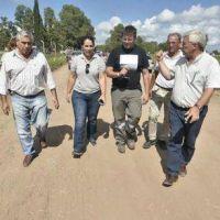 El intendente de General Villegas se reunió con los bloques de concejales y los renovadores pegaron el faltazo