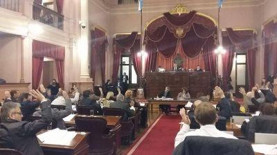 Diputados entrerrianos sancionaron la prohibición del fracking