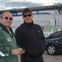 Camioneros de Bragado impidieron el ingreso en la planta de Sancor Chivilcoy