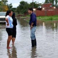Emergencia hídrica: el municipio acusa a la Nación de