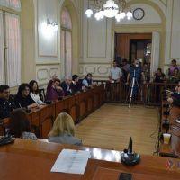 Por unanimidad, el Concejo adhirió a la declaración de Emergencia Hídrica