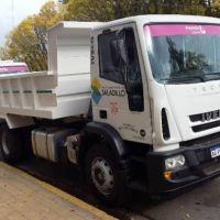 Presentaron nuevos camiones para Servicio Urbano