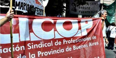 """Médicos bonaerenses vuelven al paro y denuncian amenazas y """"listas negras"""" en hospitales"""