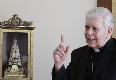 El Papa envió su apoyo al cardenal Urosa por las agresiones recibidas