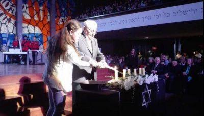 Latinoamérica conmemoró el Día del Recuerdo del Holocausto