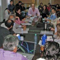 Paritaria de Salud: Gobierno y gremios realizaron la primera reunión