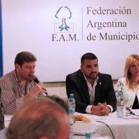 La FAM emitió una declaración en respaldo a los Intendentes Melella y Vuoto