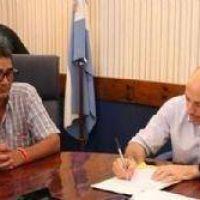 Municipales, entre convenio colectivo y paritarias 2017