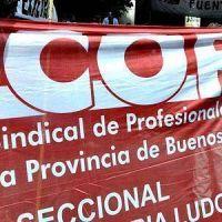 Trabajadores de la salud realizaron una radio abierta en Lomas