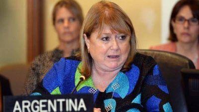 Jornada caliente en la OEA: fuerte cruce entre Argentina y Venezuela