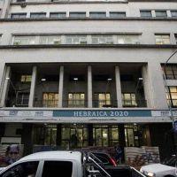 Se cayó la venta de la sede central de Hebraica al gremio de los porteros