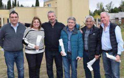 Elecciones 2017: Intendentes de Cambiemos de la Segunda Sección se reúnen en San Pedro