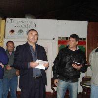 Barrio Don Antonio: Reunión de vecinos y funcionarios