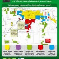 Cambios en la recolección de residuos a raíz del próximo feriado