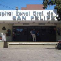 Los médicos cumplen hoy segunda jornada de paro en el Hospital San Felipe