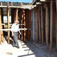 Avanza la construcción de seis nuevas viviendas para empleados municipales de Tres Lomas