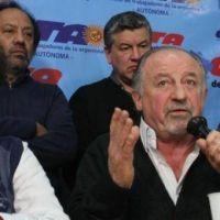 Yasky y Micheli anunciaron un acto conjunto por el 1° de mayo y otra Marcha Federal para junio