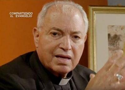 """Felices los que creen"", expresó Mons. Frassia"