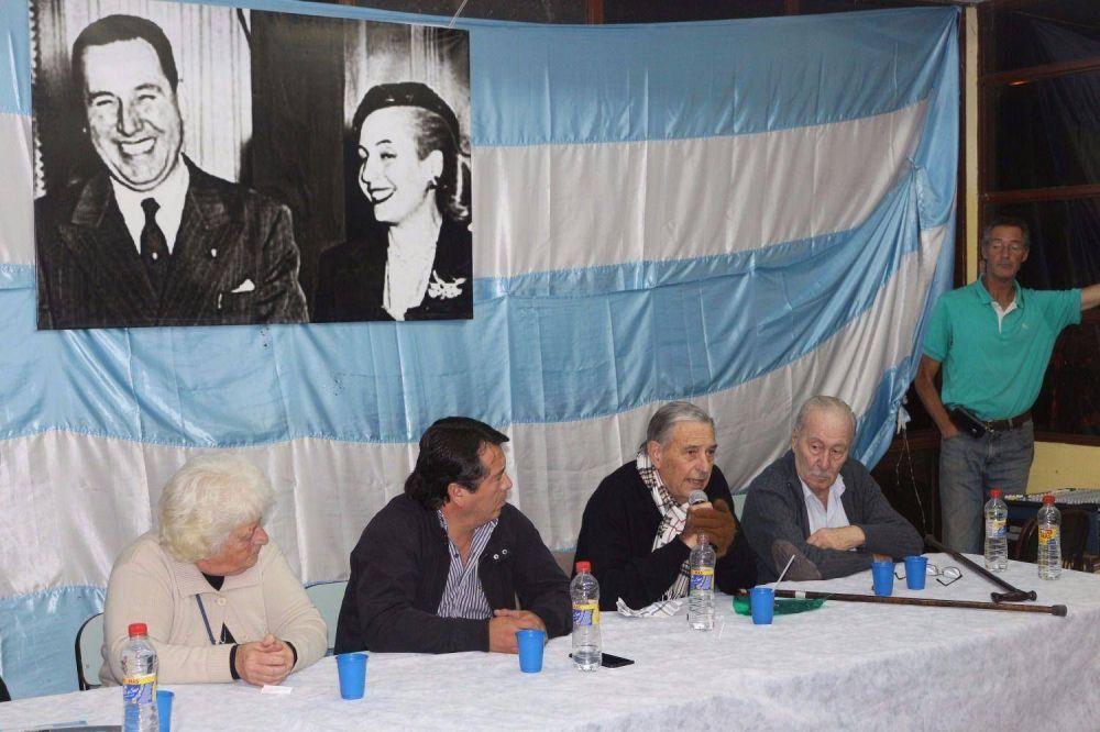 Peronistas piden unidad
