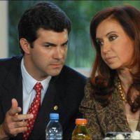 El PV dividido entre Cristina y Urtubey