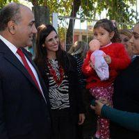 Manzur advirtió que las protestas tienen un trasfondo político