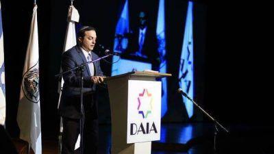 El presidente de la DAIA reivindicó la tarea del fiscal Alberto Nisman y advirtió por las