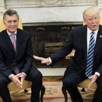 El negocio limonero se coló en el encuentro Macri-Trump