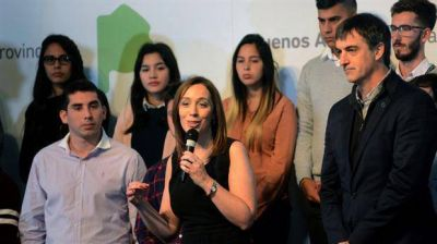 Vidal se mostró junto con Bullrich y convocó a los gremios docentes para el martes