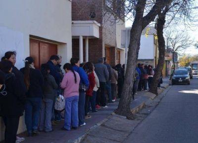 SUBE: entregaron casi 3 mil tarjetas gratis el primer día