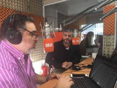 """Romano impulsará la vuelta de UNIR TDF: """"Voy a trabajar con aquellos dirigentes políticos, gremiales y empresarios que apostamos en el 2015"""""""