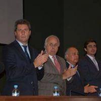 """Uñac: """"Estamos construyendo el futuro de Argentina y Chile"""""""