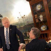 Trump no cedió en biodiesel, pero prometió apoyar a la Argentina para que entre a la OCDE