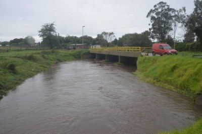 Le piden al Ejecutivo que las cooperativas vuelvan a limpiar los arroyos