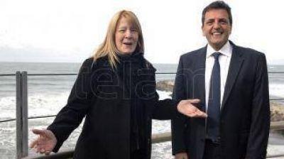 Massa y Stolbizer presentarán una serie de acuerdos legislativos