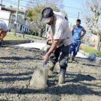 Arranca un nuevo plan de asfaltos para todos los barrios