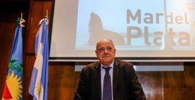 """""""Mar del Plata está de pie; hay obras, oportunidades de inversión y grandes desafíos pese a cómo encontramos la administración"""""""