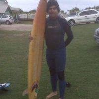 Identificaron al surfista que murió en el Torreón