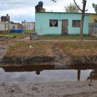 Santa Rosa pide a Verna 30 casas para vecinos inundados del Almafuerte