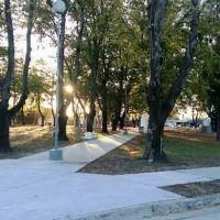 Parece otra: finalizaron las obras y habilitaron la Plaza Raed