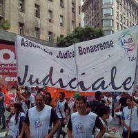 Salarios: Tras 40 días sin convocatoria, los judiciales serán recibidos por el gobierno bonaerense