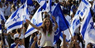 Israel alcanzó los 8.68 millones de ciudadanos en su 69º aniversario