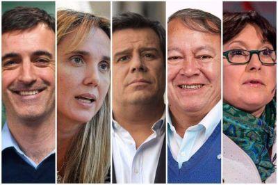 Éstos son los primeros cinco candidatos de Cambiemos en la Provincia