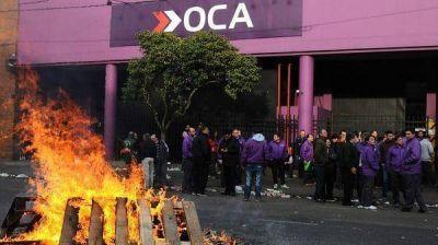 Dueño de OCA insiste en que Moyano le robó la empresa