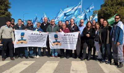 Destacan labor de APDFA en acuerdo por empleo en el Puerto de Buenos Aires