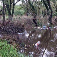 Provincia retomará las tareas de limpieza en los arroyos