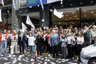 La Asociación Bancaria anunció que se adherirá al acto de la CGT del 1 de Mayo con críticas al Gobierno