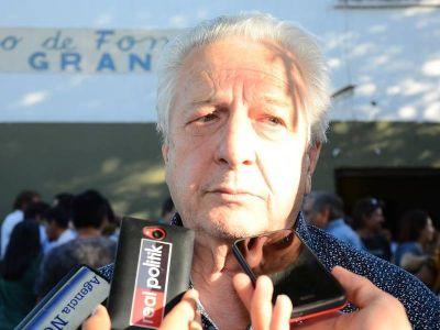 """Oscar Cuartango: """"Con Daniel Scioli vamos por la recuperación del gobierno nacional"""""""