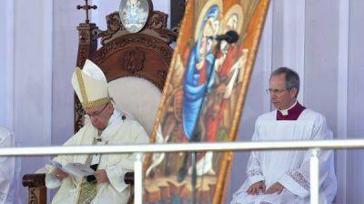 El papa Francisco celebró una histórica misa en Egipto