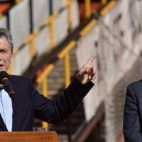 El incómodo momento de Mauricio Macri en su visita al buque Irízar